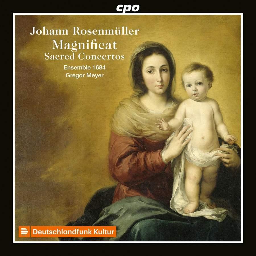 Review of ROSENMÜLLER Magnificat. Sacred Concertos (Meyer)