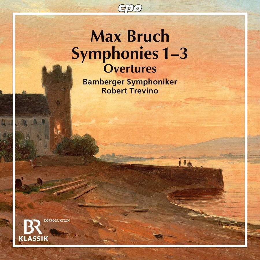 Review of BRUCH Symphonies Nos 1-3 (Trevino)