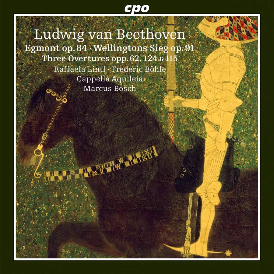 Review of BEETHOVEN Overtures. Wellington's Victory (Bosch)