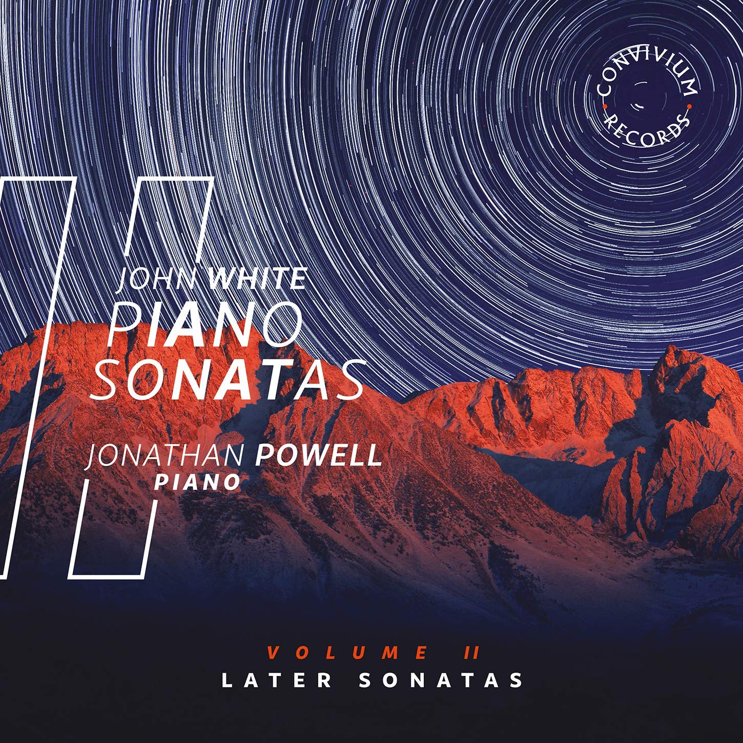 Review of WHITE Piano Sonatas Vol 2 (Jonathan Powell)