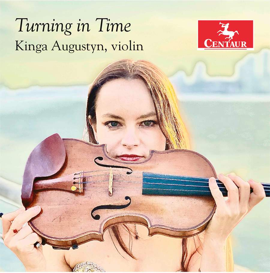 Review of Kinga Augustyn: Turning in Time