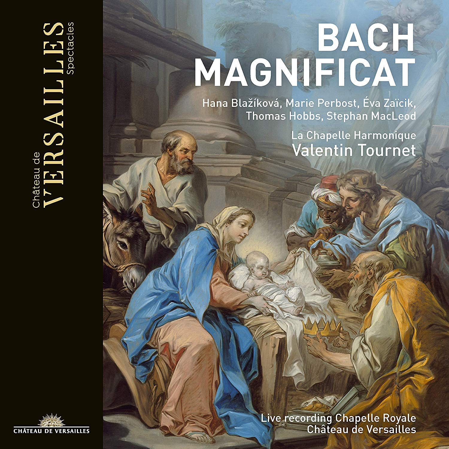 Review of JS BACH Magnificat (Tournet)