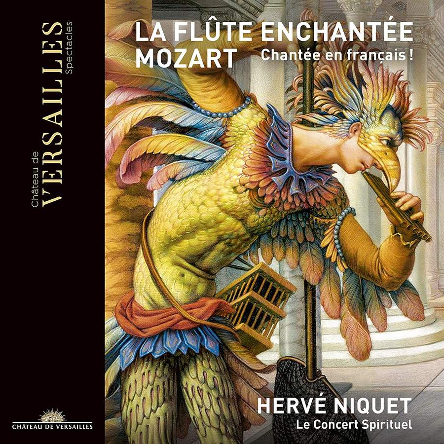 Review of MOZART The Magic Flute (Niquet)