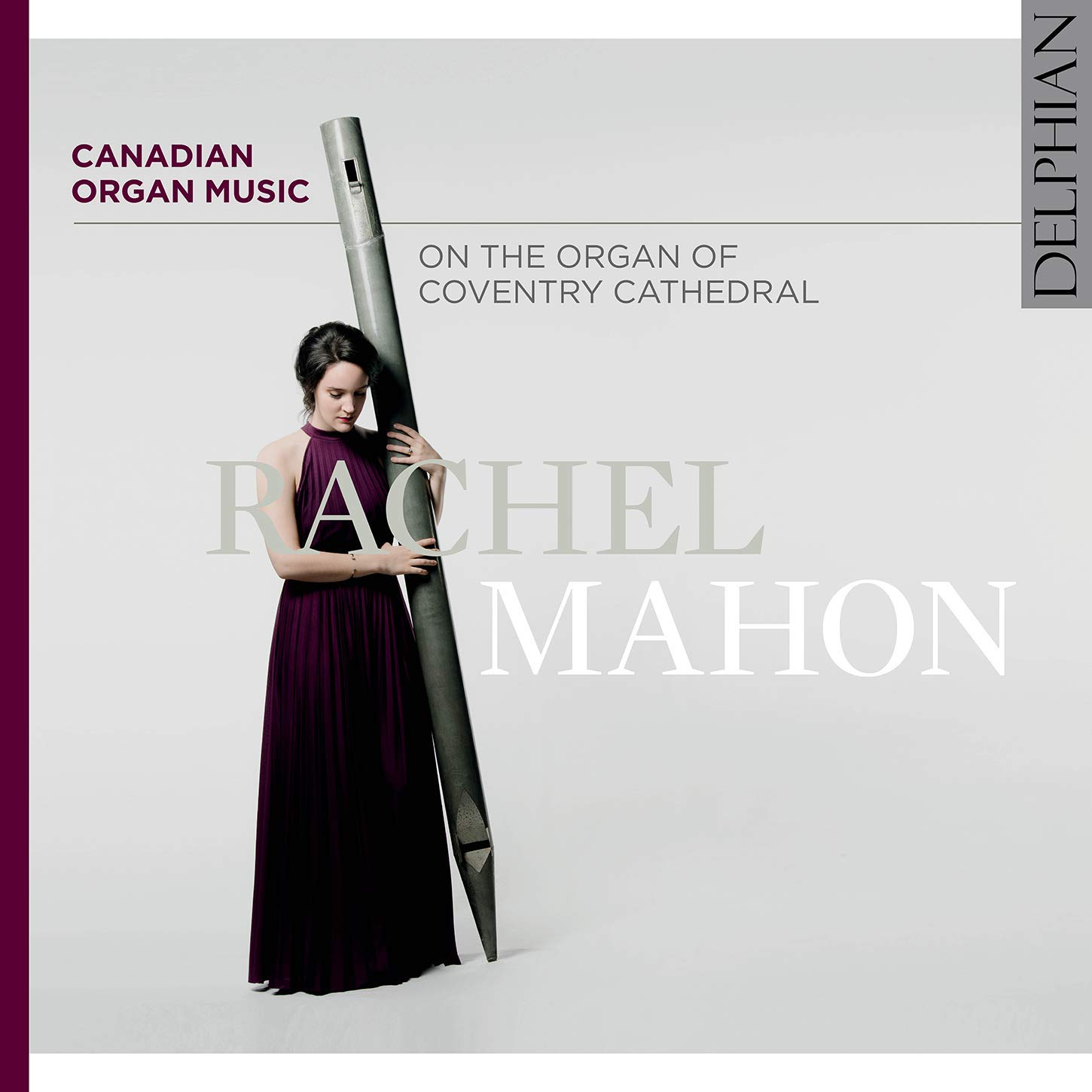 Review of Rachel Mahon: Canadian Organ Music
