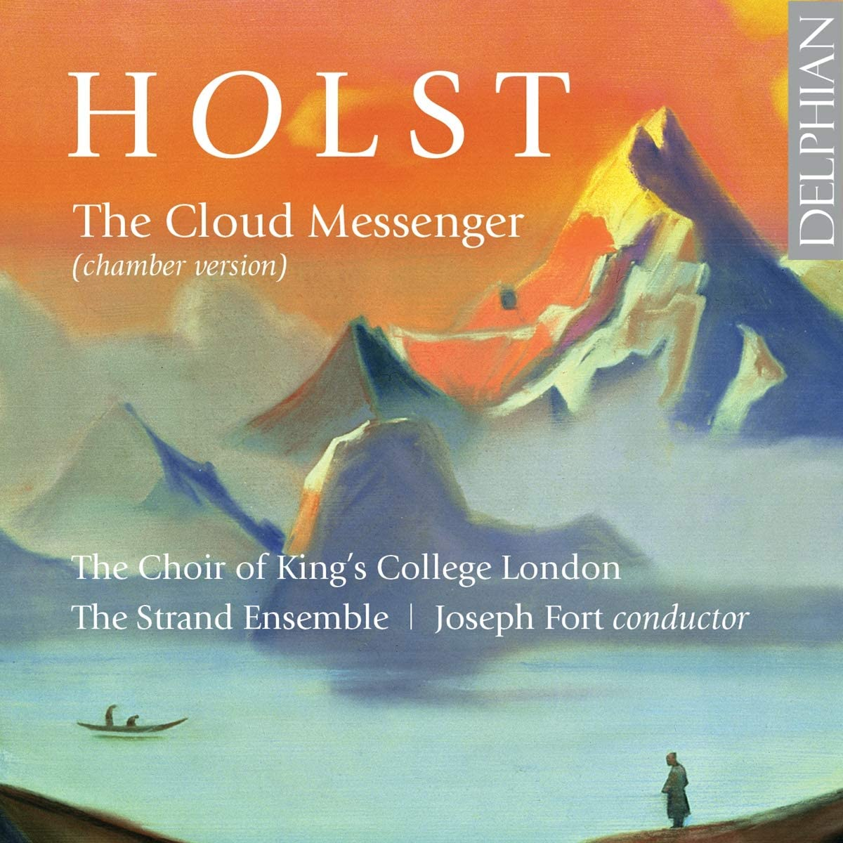 Review of HOLST The Cloud Messenger