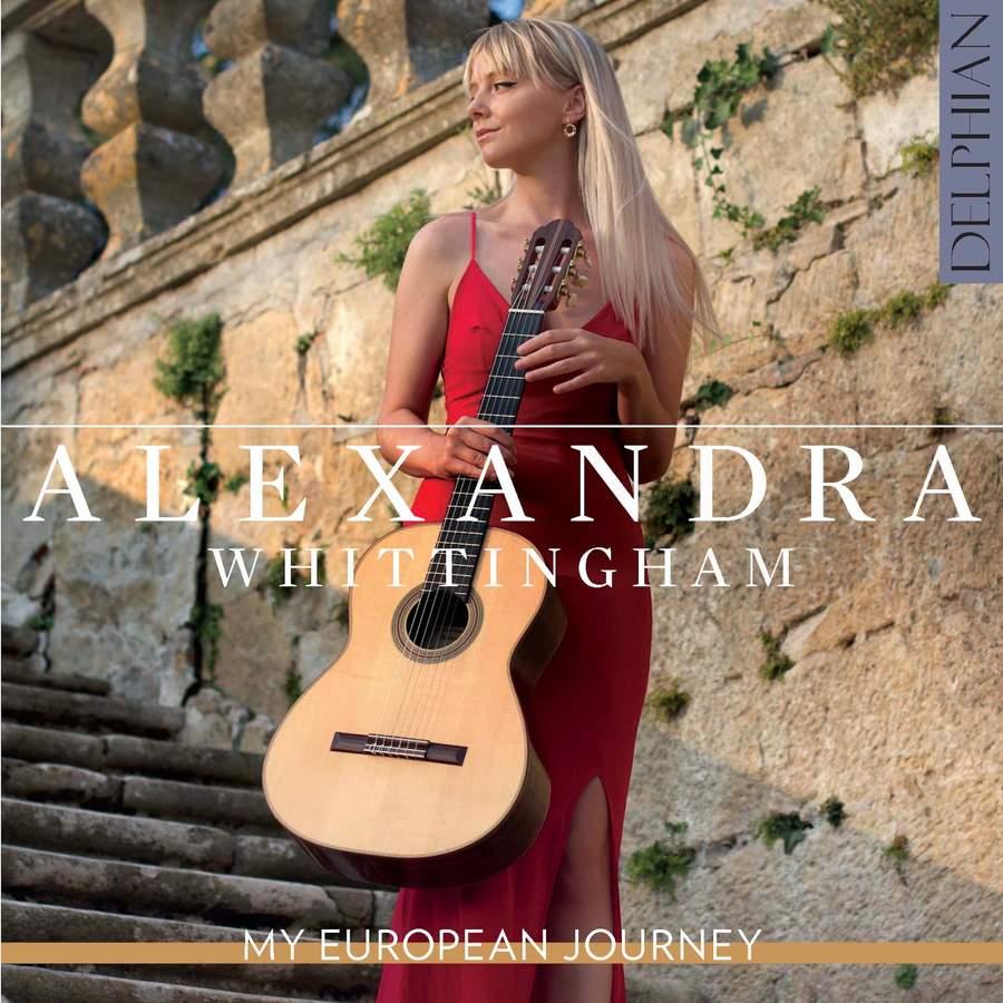 Review of Alexandra Whittingham: My European Journey