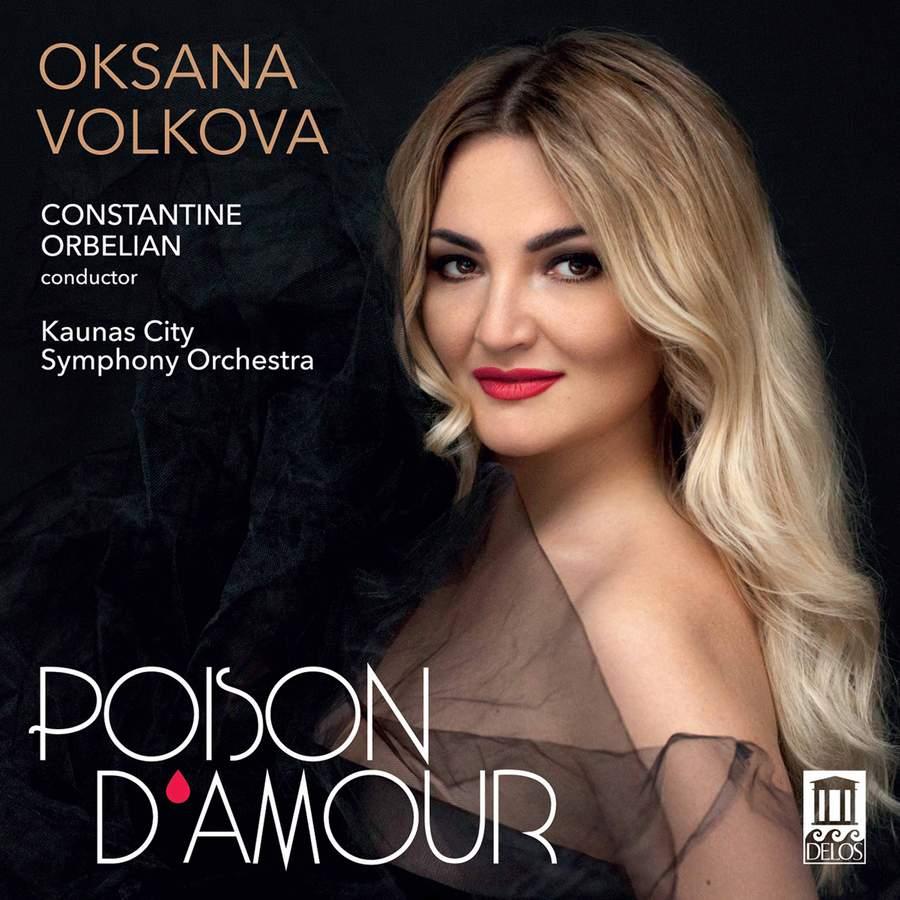 Review of Oksana Volkova: Poison d'Amour