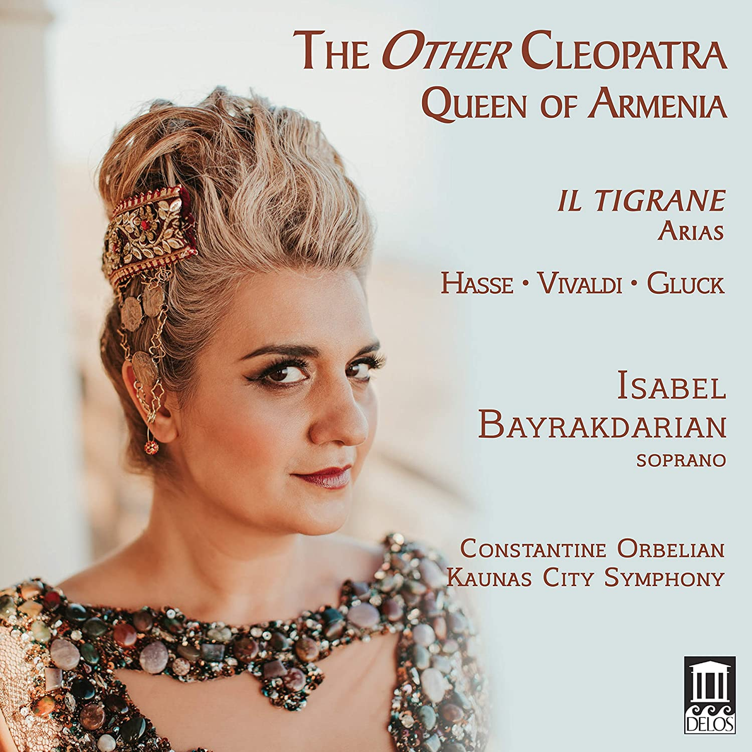 Review of Isabel Bayrakdarian: The Other Cleopatra