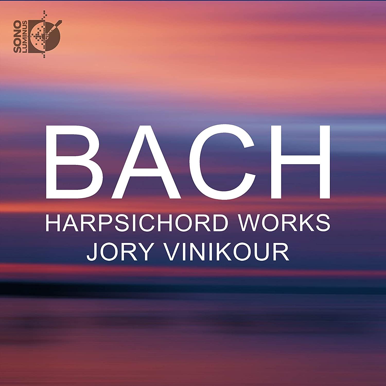 Review of JS BACH Harpsichord Works (Vinikour)
