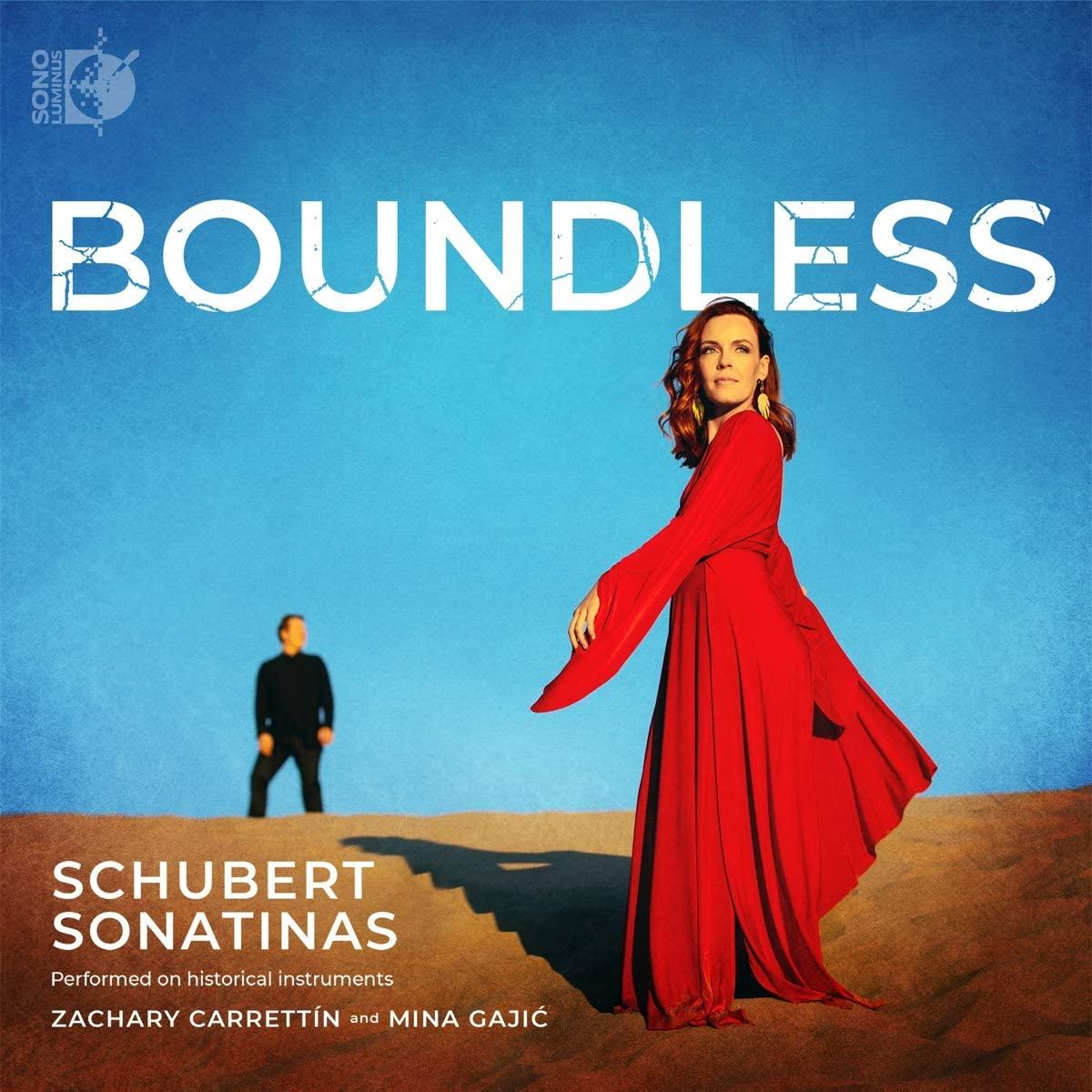 Review of SCHUBERT Sonatinas 'Boundless'