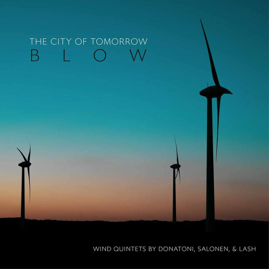 Review of The City of Tomorrow: Blow
