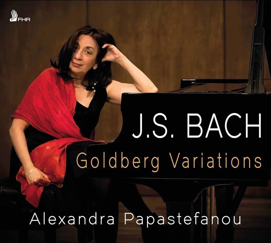 Review of JS BACH Goldberg Variations (Alexandra Papastefanou)