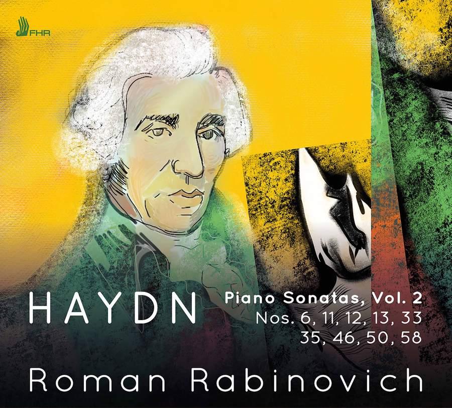 Review of HAYDN Piano Sonatas Vol 2 (Roman Rabinovich)