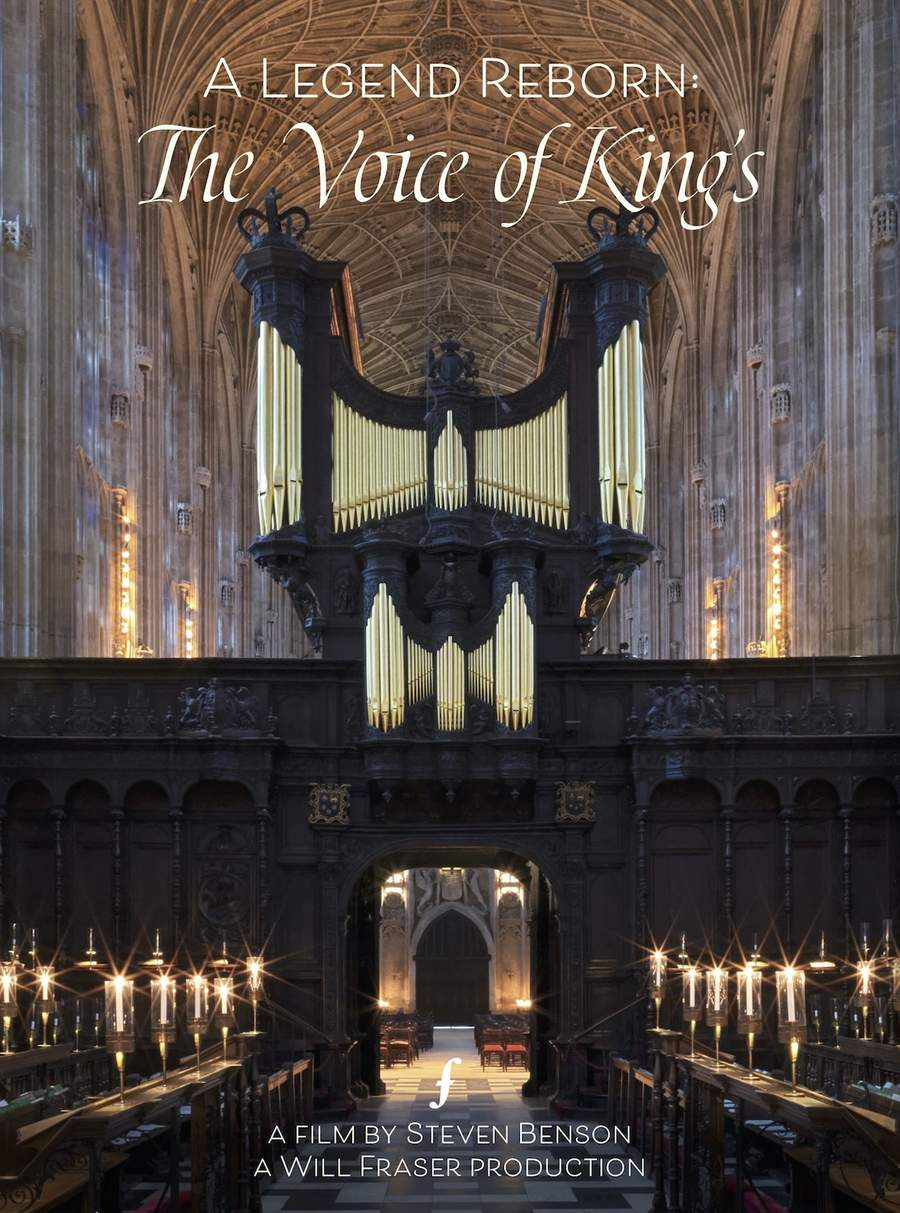 Review of A Legend Reborn: The Voice of King's