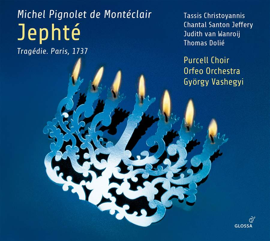 Review of MONTÉCLAIR Jephté (Vashegyi)