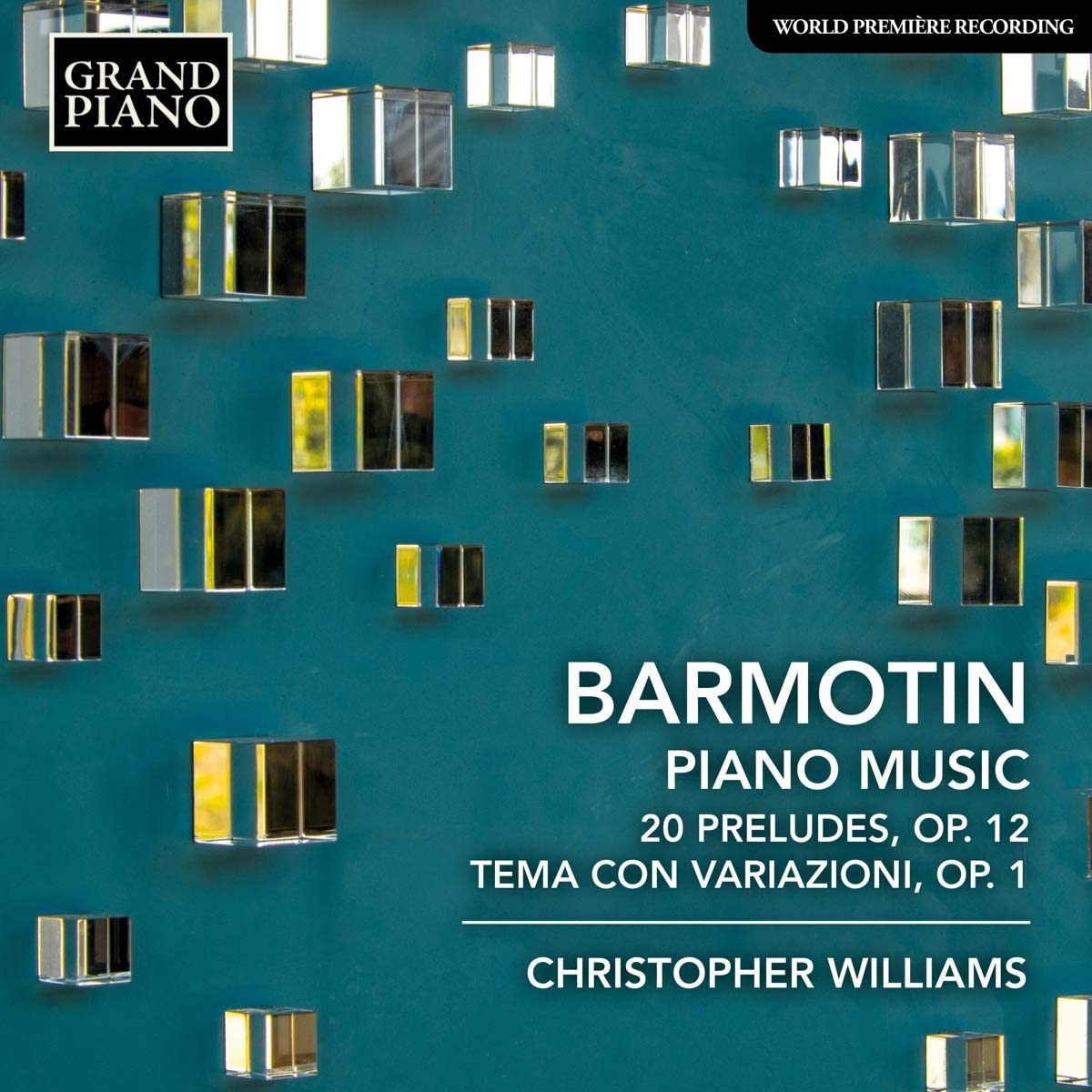 Review of BARMOTIN Piano Music (Christopher Williams)