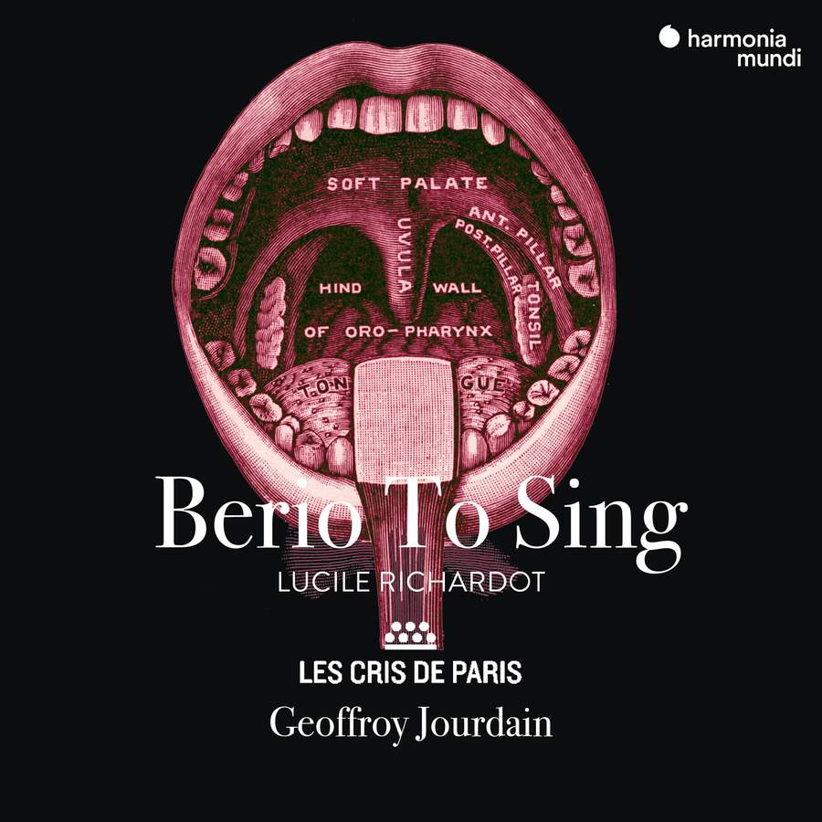 Review of BERIO 'Berio to Sing' (Lucile Richardot)