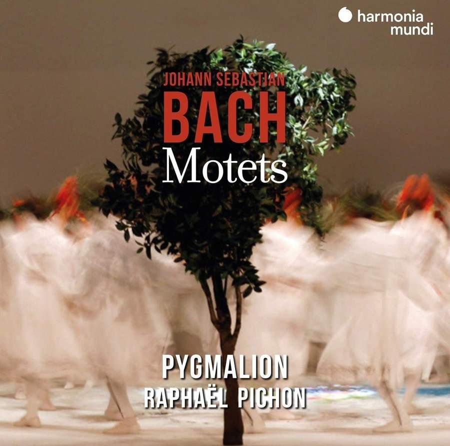 Review of JS BACH Motets (Pichon)