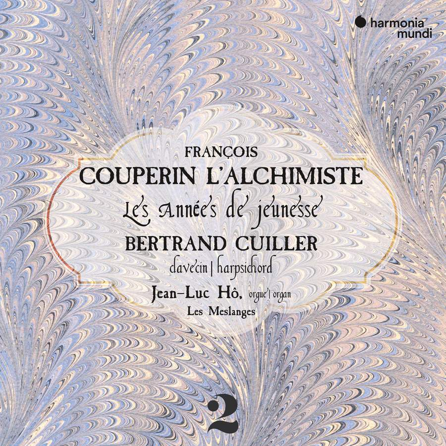 Review of COUPERIN Complete harpsichord works, Vol 2 (Bertrand Cuiller)