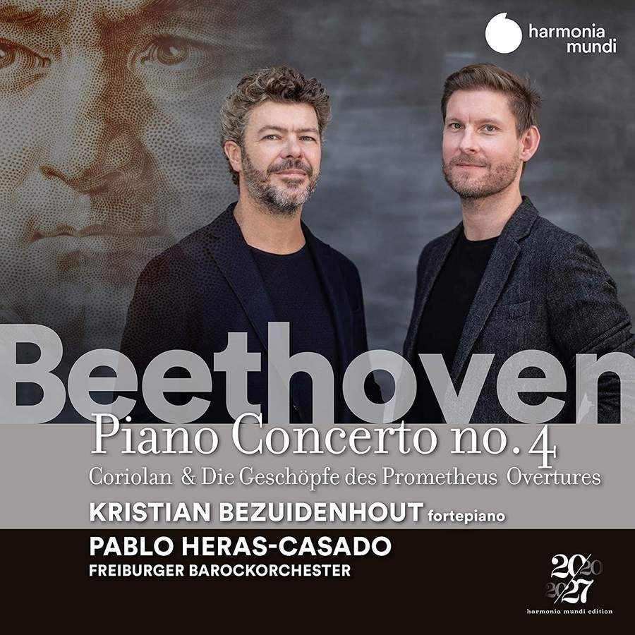 Review of BEETHOVEN Piano Concerto No 4. Overtures (Kristian Bezuidenhout)