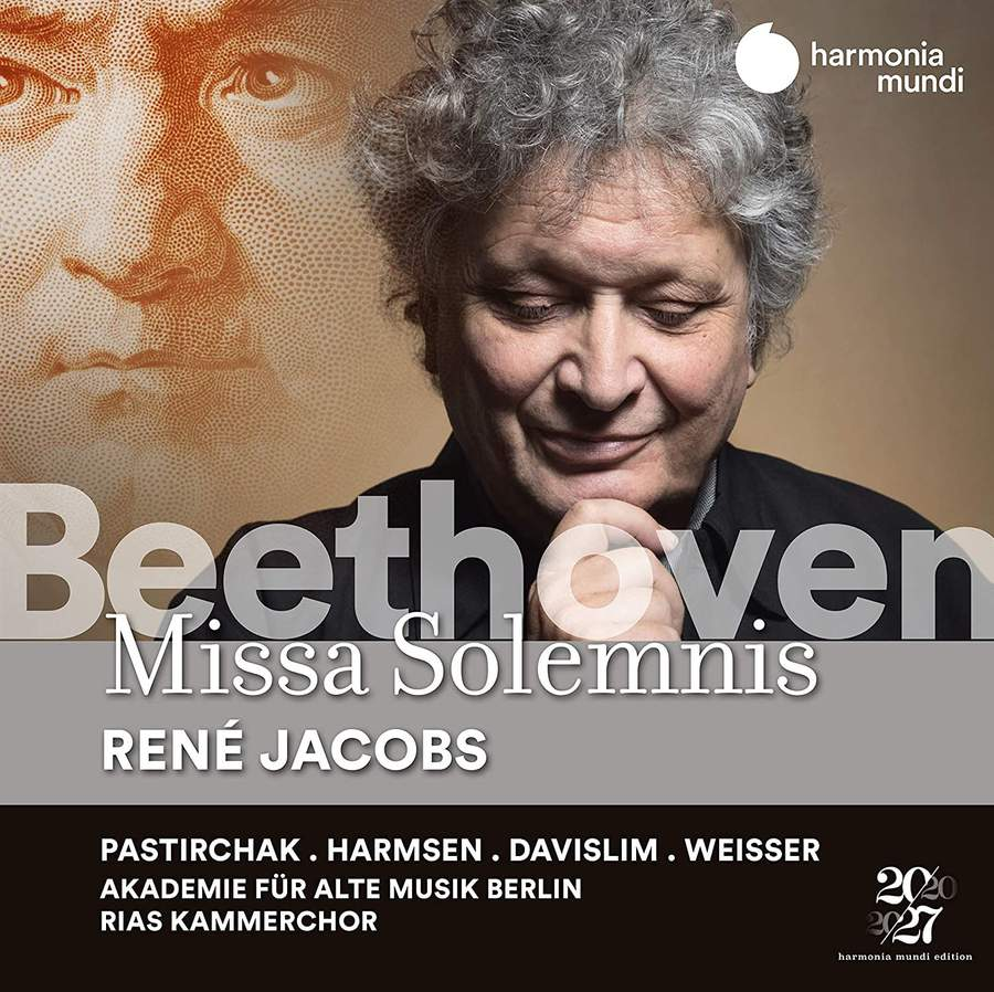 Review of BEETHOVEN Missa solemnis (Jacobs)