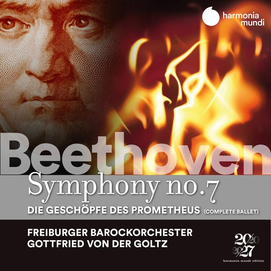Review of BEETHOVEN Symphony No 7. The Creatures of Prometheus (von der Goltz)