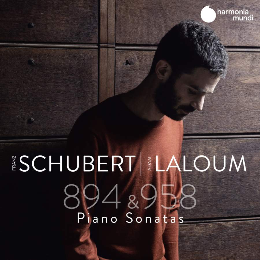 Review of SCHUBERT Piano Sonatas D958 & D894 (Adam Laloum)