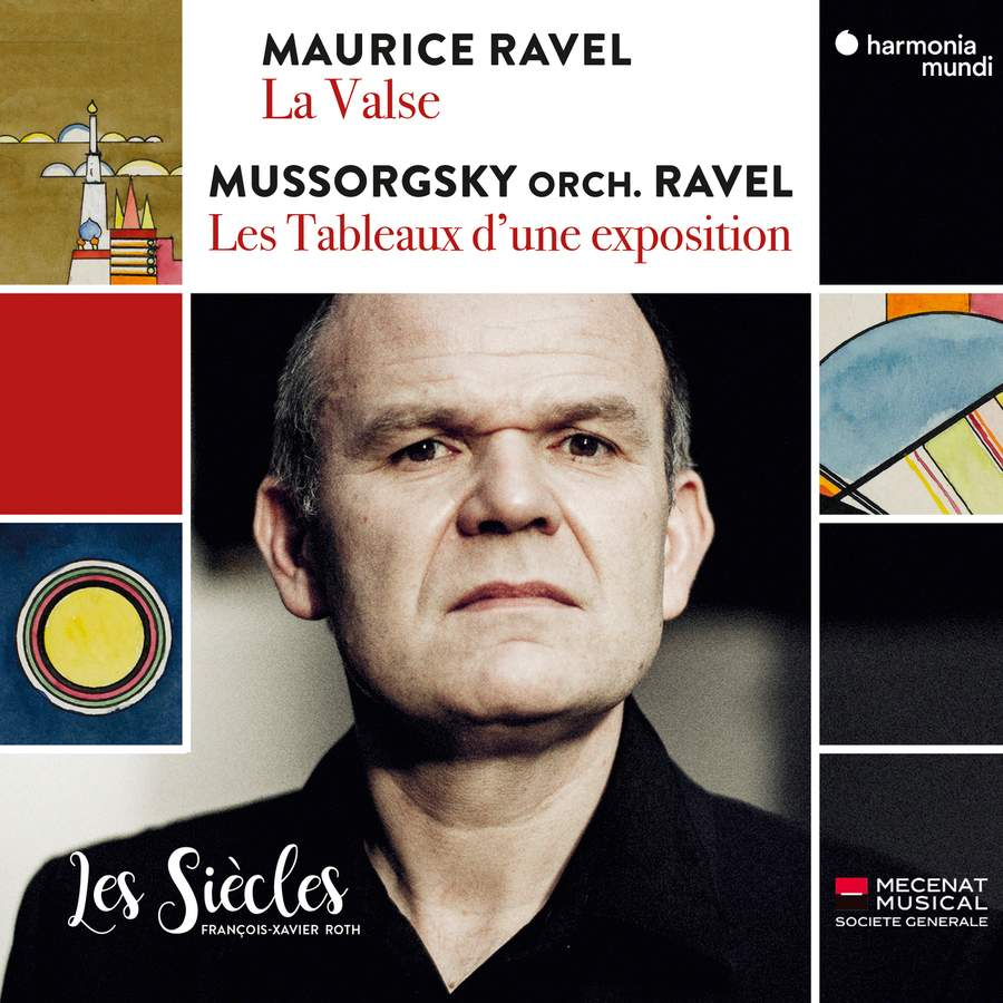 Review of MUSSORGSKY Pictures RAVEL La Valse (Roth)