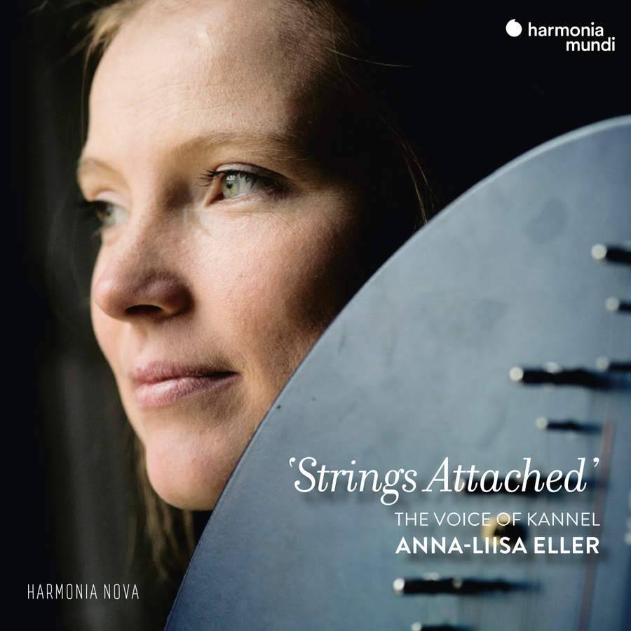 Review of Strings Attached: the Voice of Kannel (Anna-Liisa Eller)
