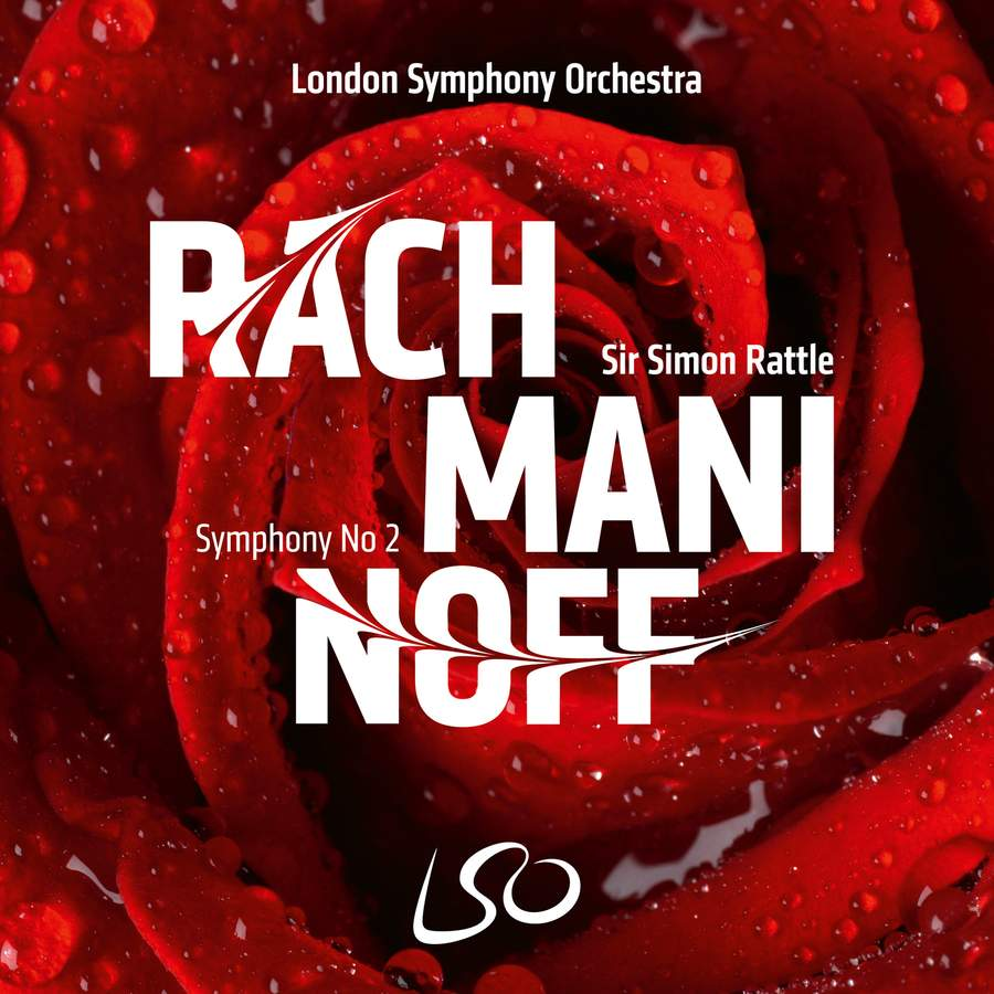 Review of RACHMANINOV Symphony No 2 (Rattle)
