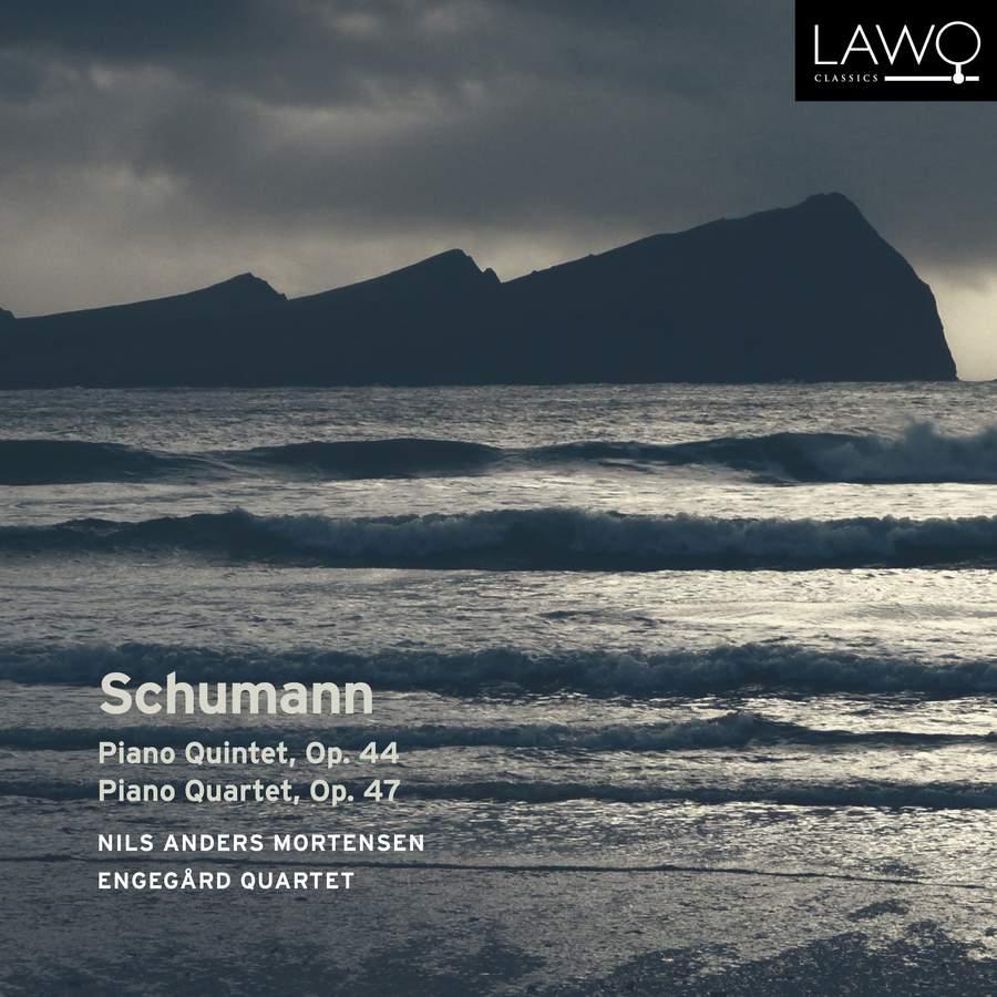 Review of SCHUMANN Piano Quintet. Piano Quartet (Mortensen, Engegård Quartet)