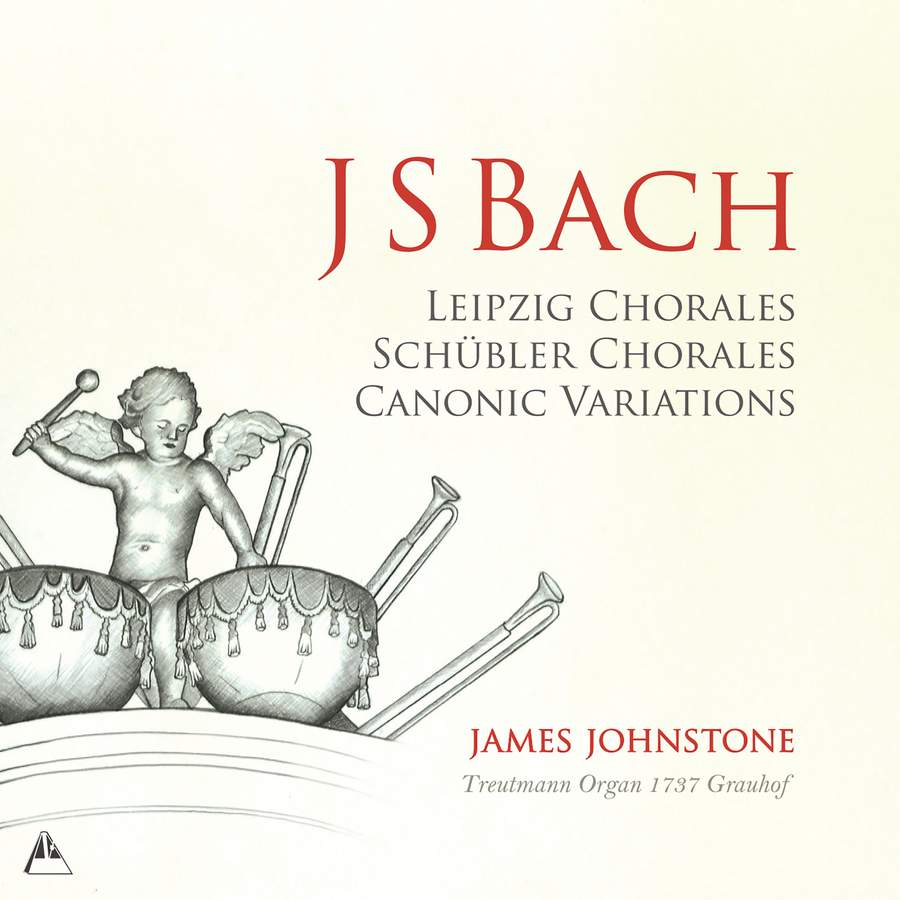 Review of JS BACH Leipzig Chorales. Schübler Chorales. Canonic Variations