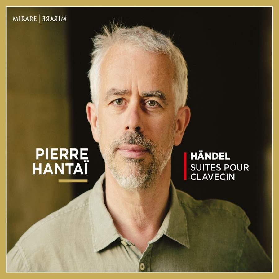 Review of HANDEL Suites pour clavecin (Pierre Hantai)