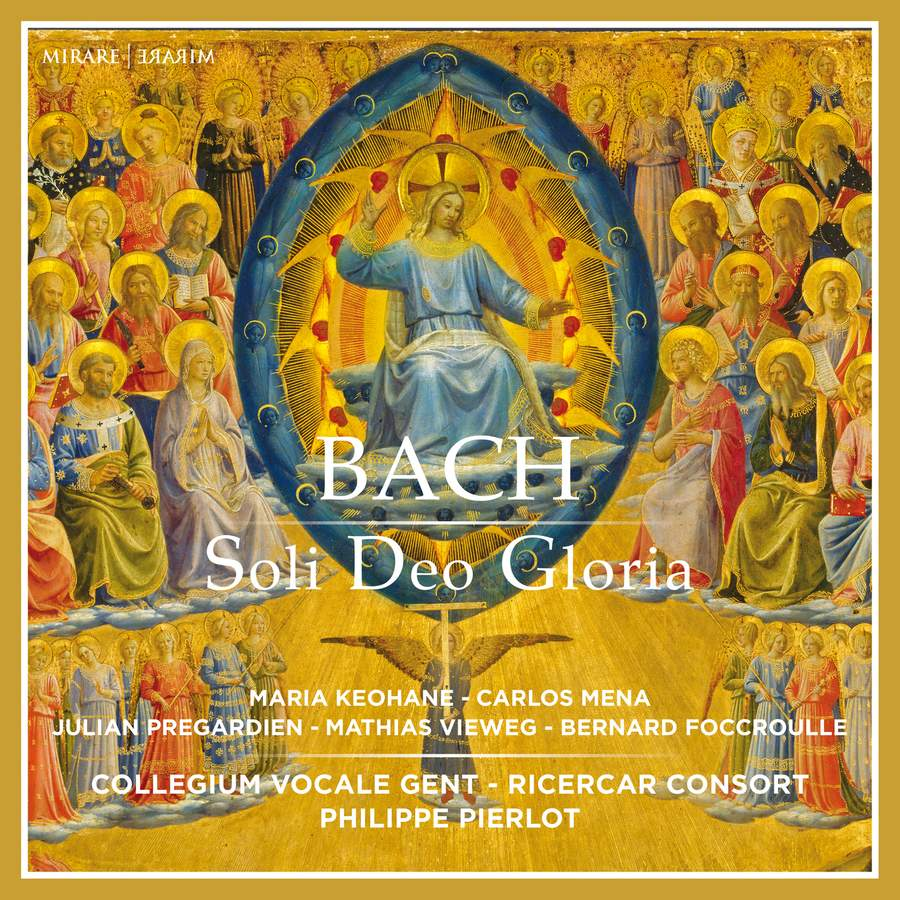Review of JS BACH 'Soli Deo Gloria'