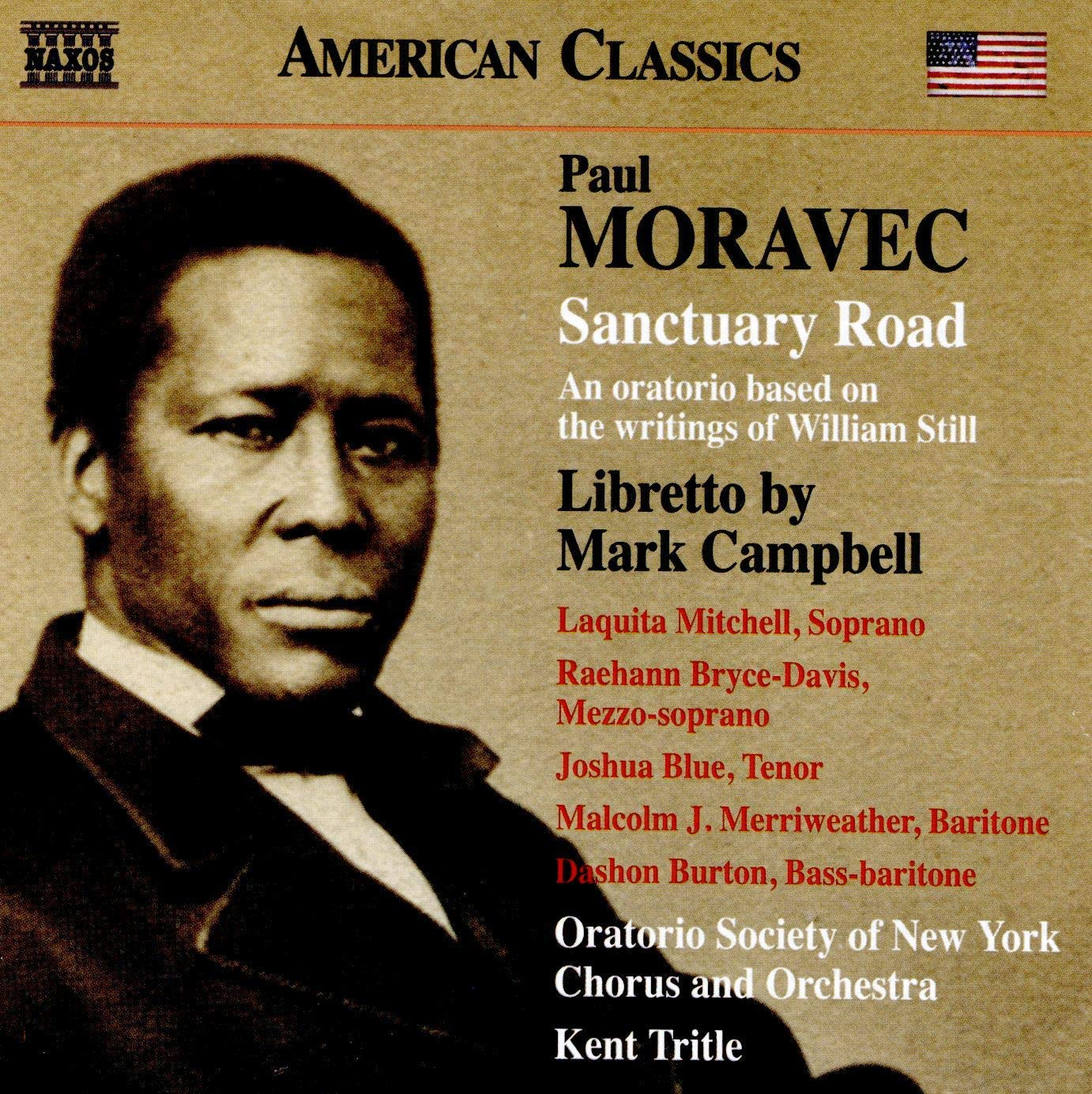 Review of MORAVEC Sanctuary Road