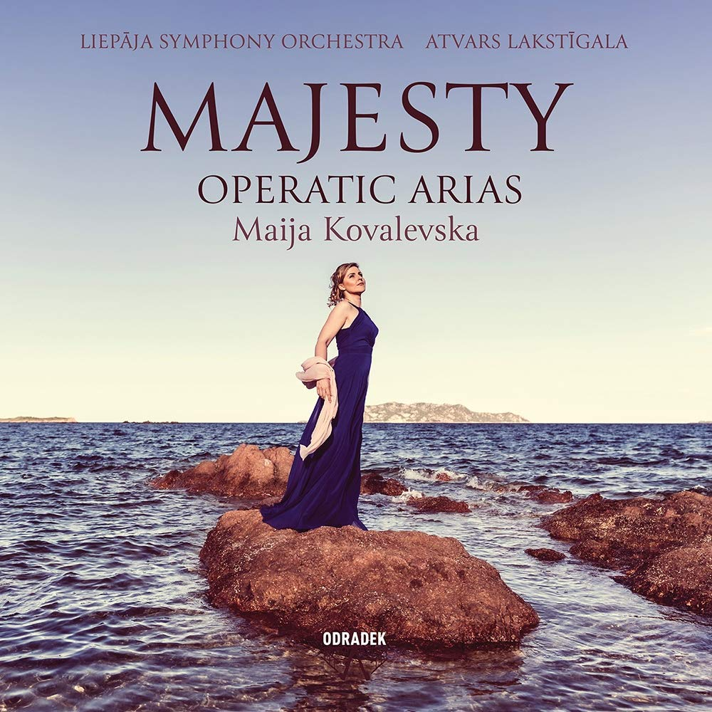 Review of Maija Kovalevska: Majesty