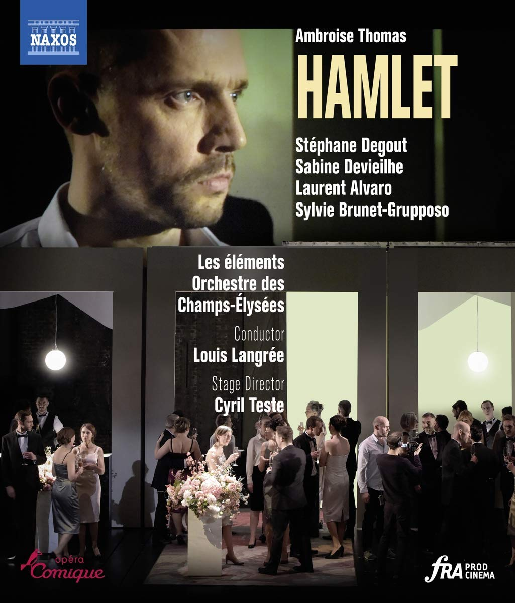 Review of THOMAS Hamlet (Langrée)