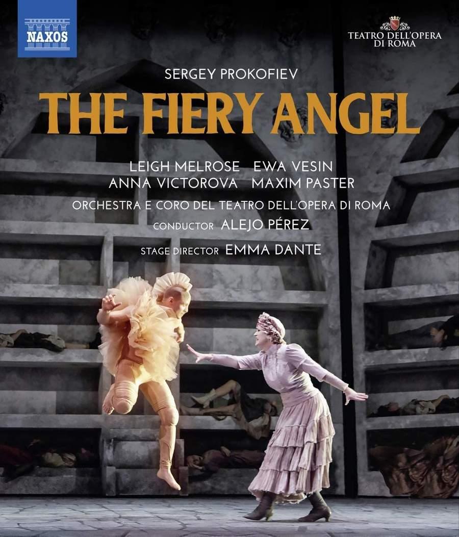 Review of PROKOFIEV The Fiery Angel (Perez)