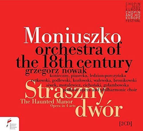 Review of MONIUSZKO The Haunted Manor (Nowak)