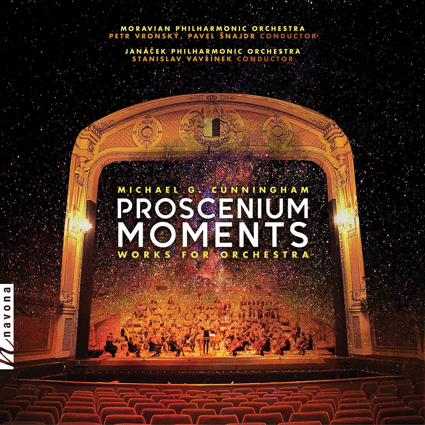 Review of CUNNINGHAM Proscenium Moments