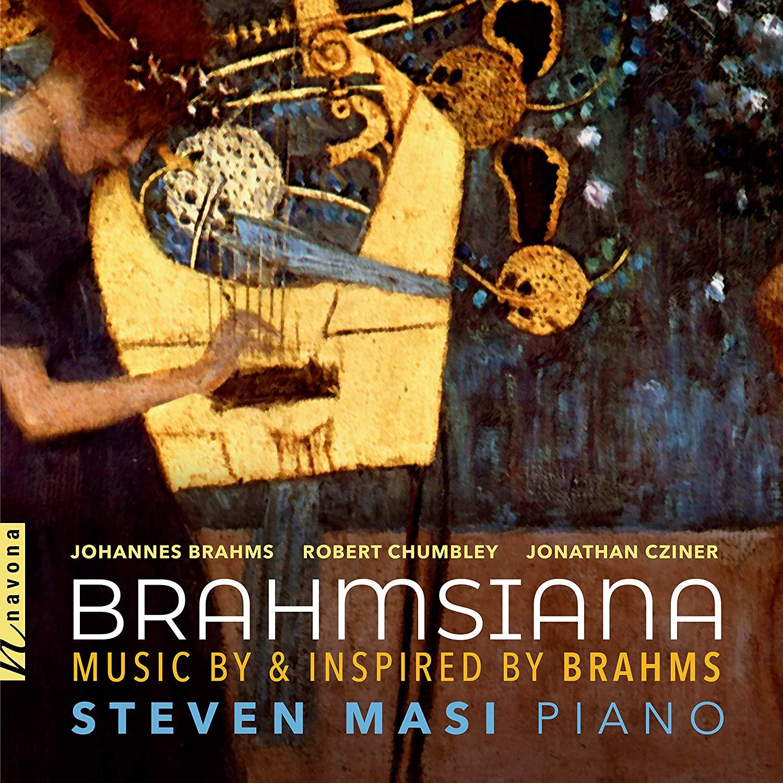 NV6260. Steven Masi: Brahmsiana