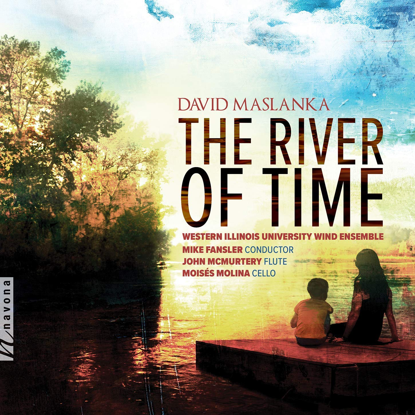 Review of MASLANKA Symphony No 10, 'The River of Time'