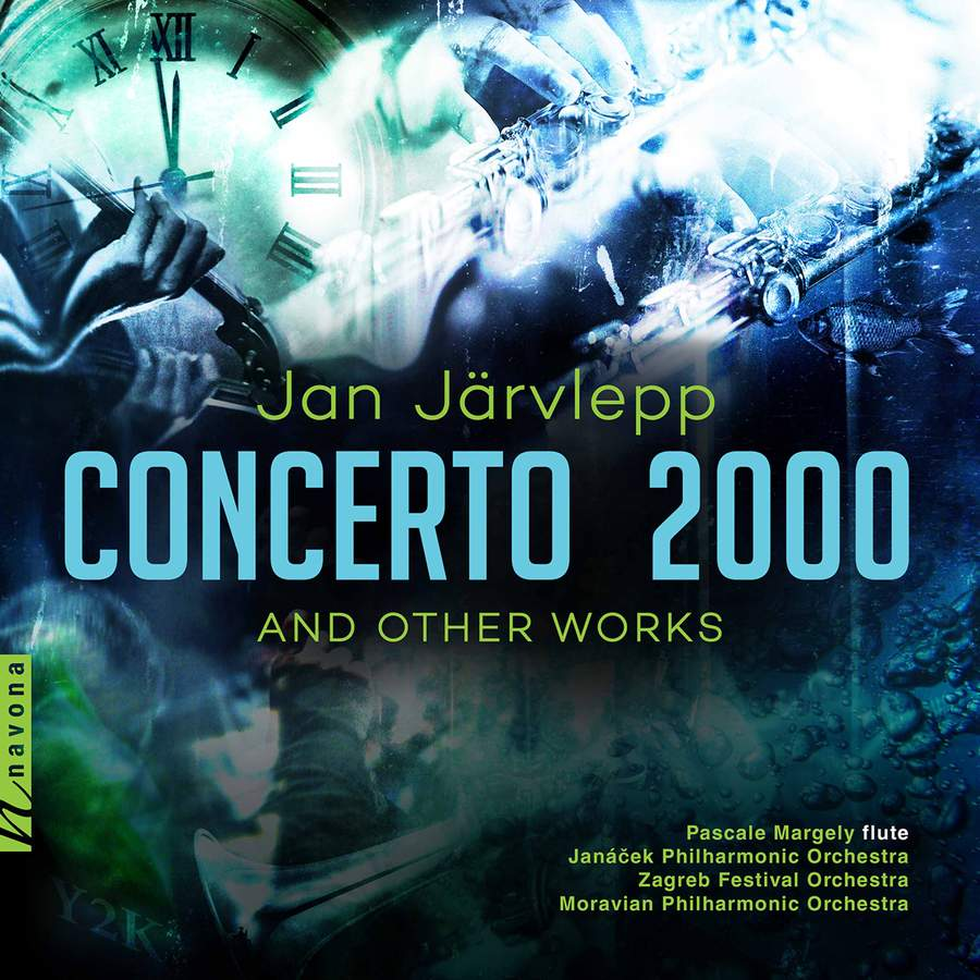 Review of JÄRVLEPP Concerto 2000 & Other Works