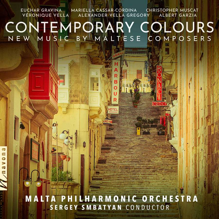 Review of Contemporary Colours: New Music by Maltese Composers