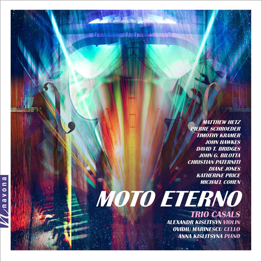Review of Trio Casals: Moto eterno