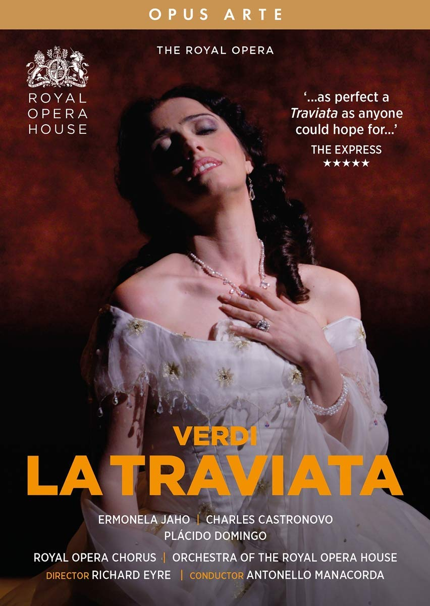 Review of VERDI La Traviata (Manacorda)