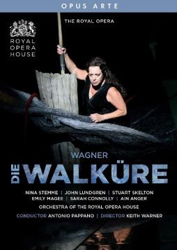 Review of WAGNER Die Walküre (Pappano)