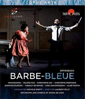Review of OFFENBACH Barbe-bleue (Spotti)