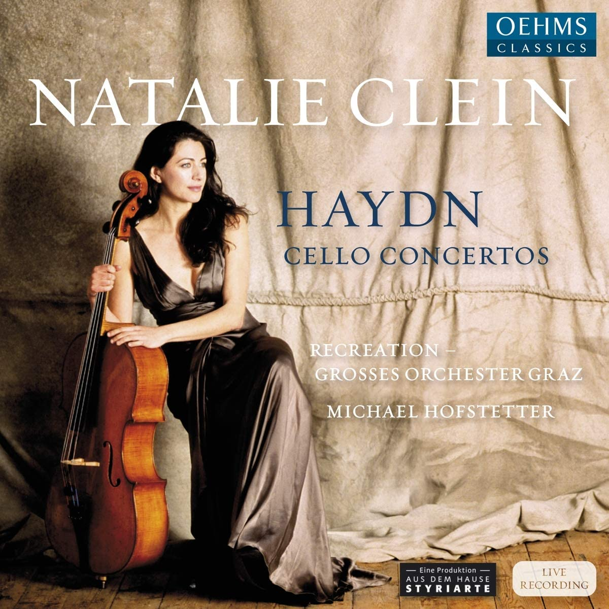 Review of HAYDN Cello Concertos (Natalie Clein)