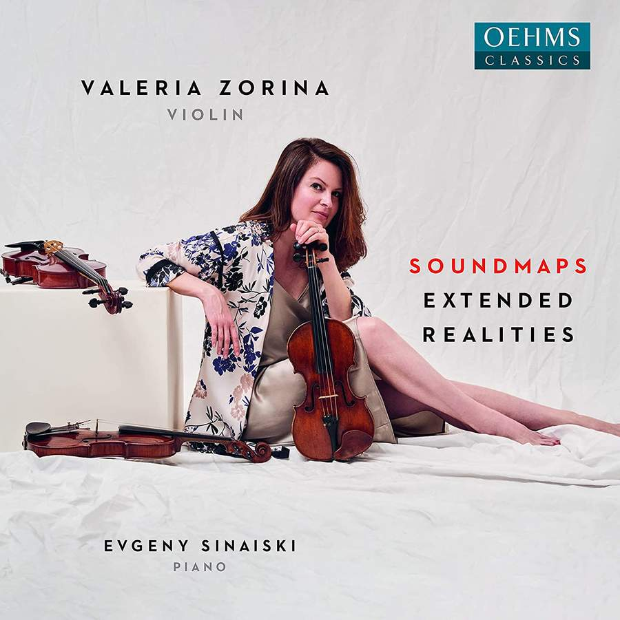 Review of Soundmaps: Extended Realities (Valeria Zorina)
